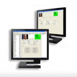 Front Desk - Dual Display Module