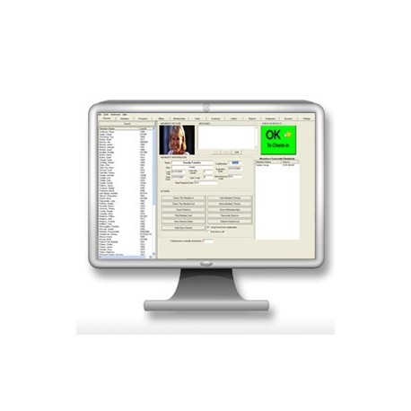 Club Sentry Base Module - Unlimited Database